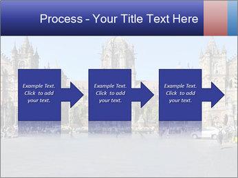 Victoria Terminus in Mumbai PowerPoint Templates - Slide 88