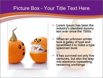 Pumpkins PowerPoint Templates - Slide 13