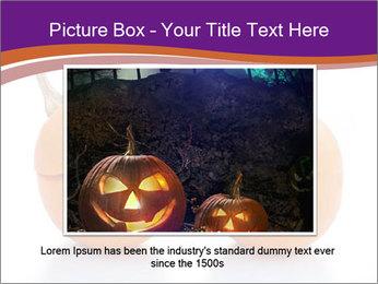 Pumpkins PowerPoint Templates - Slide 15