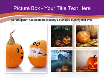 Pumpkins PowerPoint Templates - Slide 19