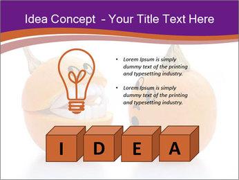Pumpkins PowerPoint Templates - Slide 80