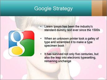 Surprised Woman PowerPoint Templates - Slide 10