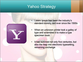 Surprised Woman PowerPoint Templates - Slide 11