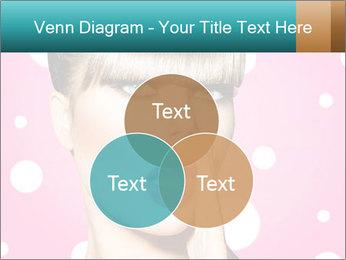 Surprised Woman PowerPoint Templates - Slide 33