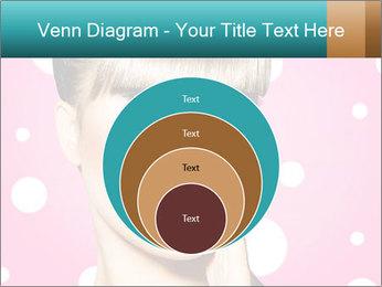 Surprised Woman PowerPoint Templates - Slide 34