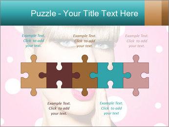Surprised Woman PowerPoint Templates - Slide 41