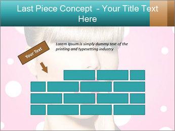 Surprised Woman PowerPoint Templates - Slide 46