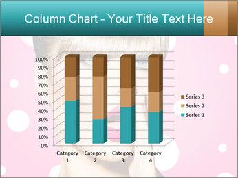 Surprised Woman PowerPoint Templates - Slide 50