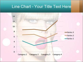 Surprised Woman PowerPoint Templates - Slide 54
