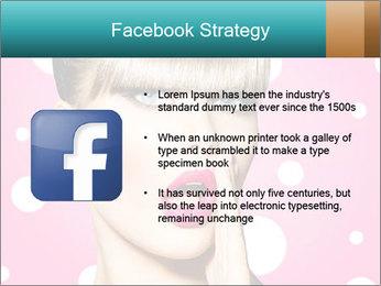 Surprised Woman PowerPoint Templates - Slide 6