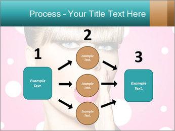 Surprised Woman PowerPoint Templates - Slide 92