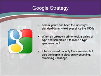 Scary zombie PowerPoint Templates - Slide 10