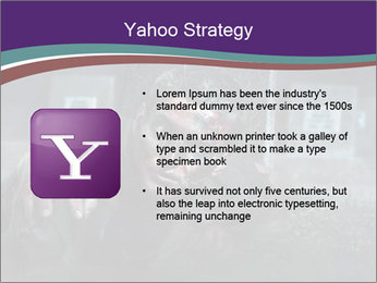 Scary zombie PowerPoint Templates - Slide 11