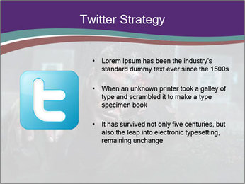 Scary zombie PowerPoint Templates - Slide 9