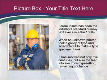 Oil workers PowerPoint Templates - Slide 13