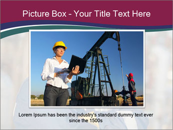 Oil workers PowerPoint Templates - Slide 15