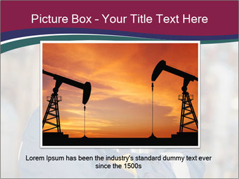 Oil workers PowerPoint Templates - Slide 16