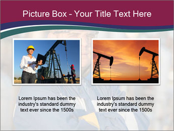 Oil workers PowerPoint Templates - Slide 18