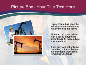 Oil workers PowerPoint Templates - Slide 20