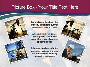 Oil workers PowerPoint Templates - Slide 24
