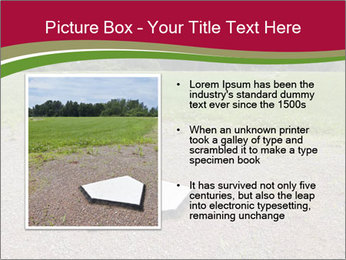 Home plate PowerPoint Templates - Slide 13