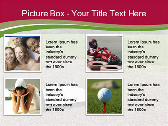 Home plate PowerPoint Templates - Slide 14