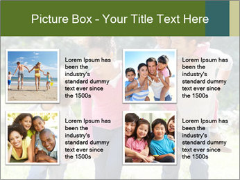 Family Walking PowerPoint Templates - Slide 14