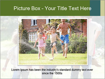 Family Walking PowerPoint Templates - Slide 15