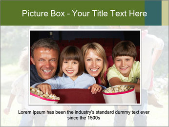 Family Walking PowerPoint Templates - Slide 16