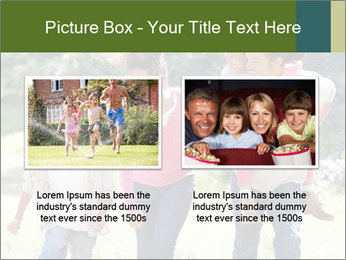 Family Walking PowerPoint Templates - Slide 18