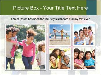 Family Walking PowerPoint Templates - Slide 19
