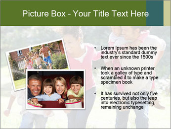 Family Walking PowerPoint Templates - Slide 20