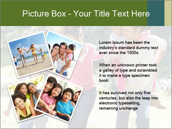Family Walking PowerPoint Templates - Slide 23