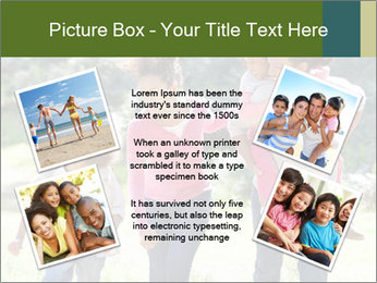 Family Walking PowerPoint Templates - Slide 24