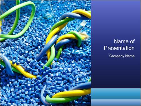 Industrial plastic PowerPoint Templates