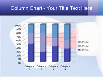 Blue craft paper PowerPoint Templates - Slide 50