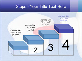 Blue craft paper PowerPoint Templates - Slide 64