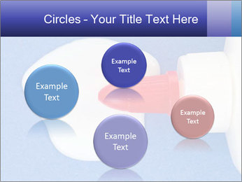 Blue craft paper PowerPoint Templates - Slide 77