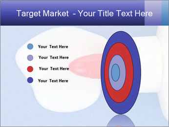 Blue craft paper PowerPoint Templates - Slide 84