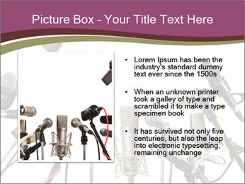 Conference meeting PowerPoint Templates - Slide 13