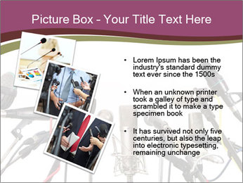 Conference meeting PowerPoint Templates - Slide 17