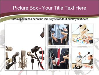 Conference meeting PowerPoint Templates - Slide 19