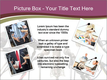 Conference meeting PowerPoint Templates - Slide 24