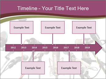 Conference meeting PowerPoint Templates - Slide 28