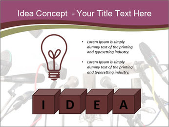 Conference meeting PowerPoint Templates - Slide 80