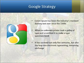 Couple walking PowerPoint Template - Slide 10