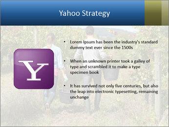 Couple walking PowerPoint Template - Slide 11