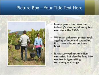 Couple walking PowerPoint Template - Slide 13