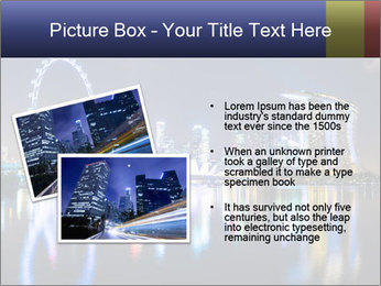 Singapore skyline PowerPoint Template - Slide 20