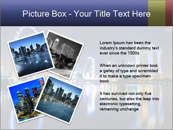Singapore skyline PowerPoint Template - Slide 23